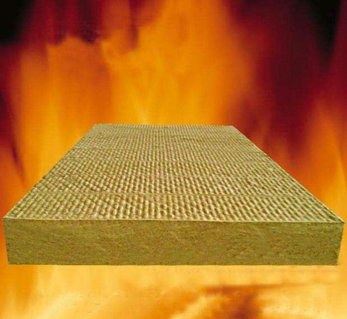 隔热岩棉板